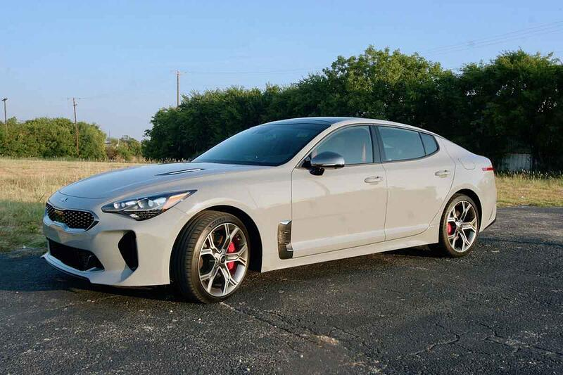 2019 Kia Stinger GT2 Review and Test Drive