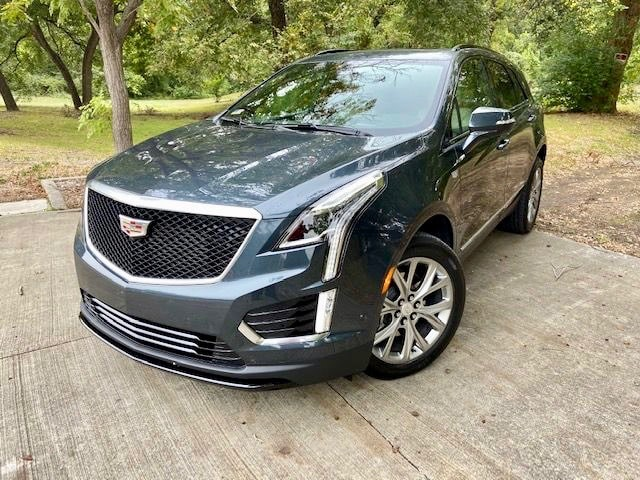 2020 Cadillac XT5 Sport Review and Test Drive
