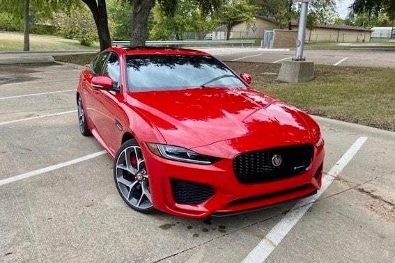 2020 Jaguar XE R-Dynamic Review   CarProUSA