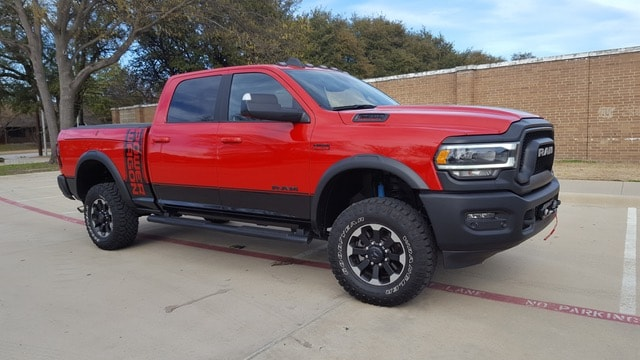 2019 Ram 2500 Power Wagon Review and Test Drive