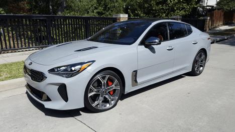 2019 Kia Stinger GT2 Review