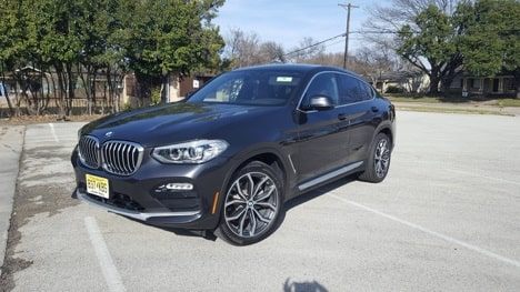 2019 BMW X4 xDrive30i Review and Test Drive
