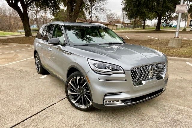 2020 Lincoln Aviator Reserve Review and Test Drive