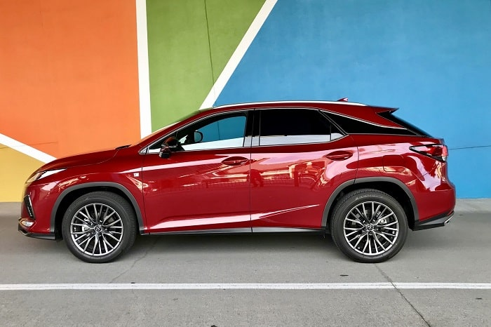 2020 Lexus RX 350 F Sport AWD Review and Test Drive