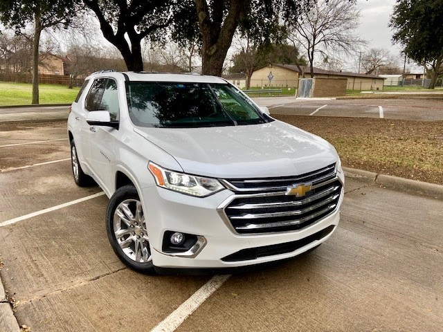 2020 Chevrolet Traverse High Country Review and Test Drive