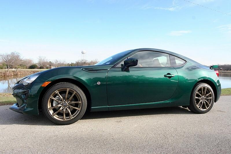 2020 Toyota 86 Hakone Edition Is A Fun To Drive Gorgeous Green Package