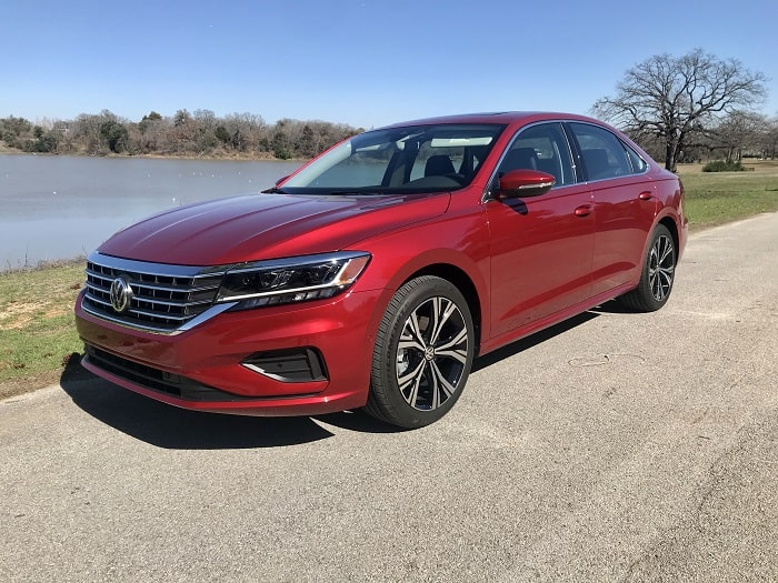 Behind the Wheel of the 2020 Passat SEL 2.0T