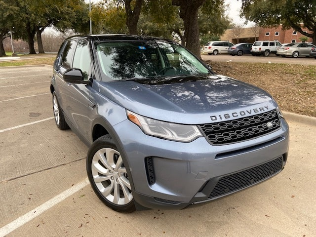 2020 Land Rover Discovery Sport SE Review