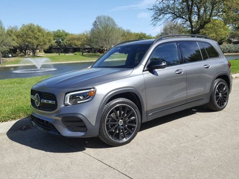 2020 Mercedes-Benz GLB250 4MATIC Review and Test Drive