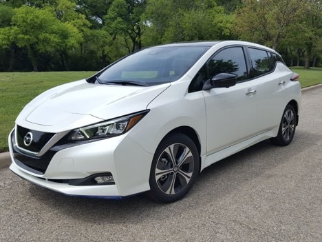 2020 Nissan Leaf Plus Review