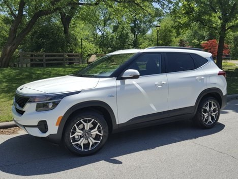 2021 Kia Seltos EX AWD Review and Test Drive