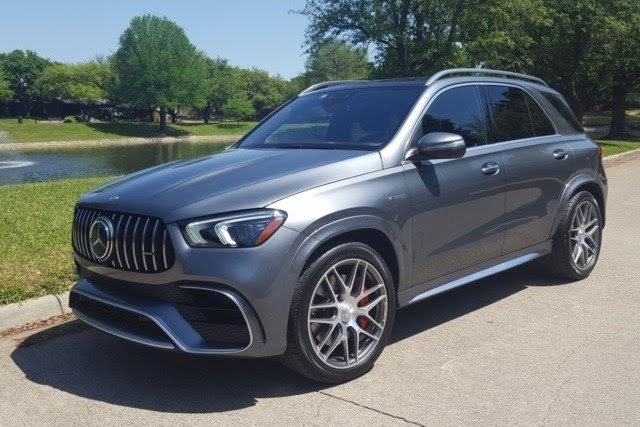 2021 Mercedes-AMG GLE 63 S Review and Test Drive