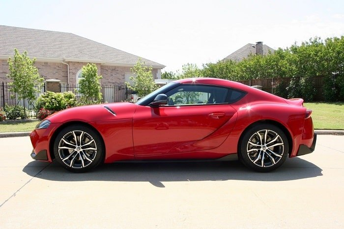 2021 Toyota Supra 2.0 Review and Drive Impressions