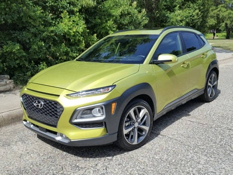 2020 Hyundai Kona Ultimate Review and Test Drive