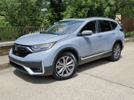 2020 Honda CR-V Touring Review and Test Drive