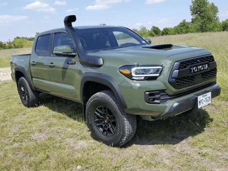 2020 Toyota Tacoma TRD Pro Review and Test Drive