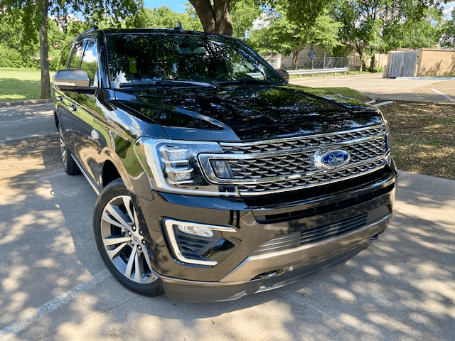 2020 Ford Expedition King Ranch MAX Review