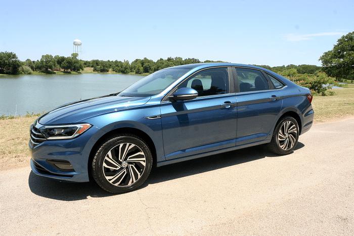 2020 Volkswagen Jetta 1.4T SEL Premium Review