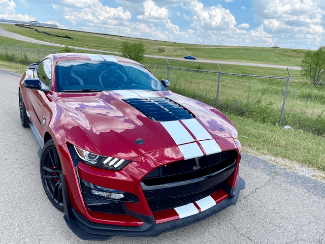 2020 Ford Mustang Shelby GT500 Review