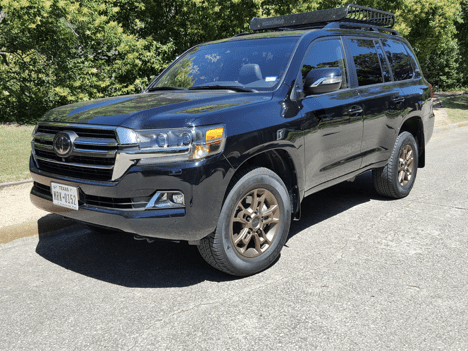 2020 Toyota Land Cruiser Heritage Edition Review