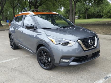 2020 Nissan Kicks SR Review