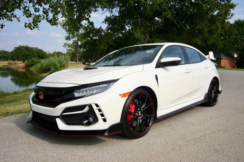 2020 Honda Civic Type R Touring Review
