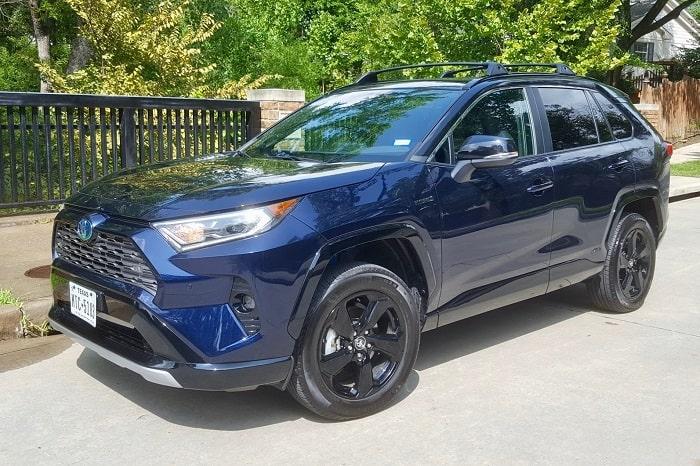 2020 Toyota RAV4 XSE Hybrid Review
