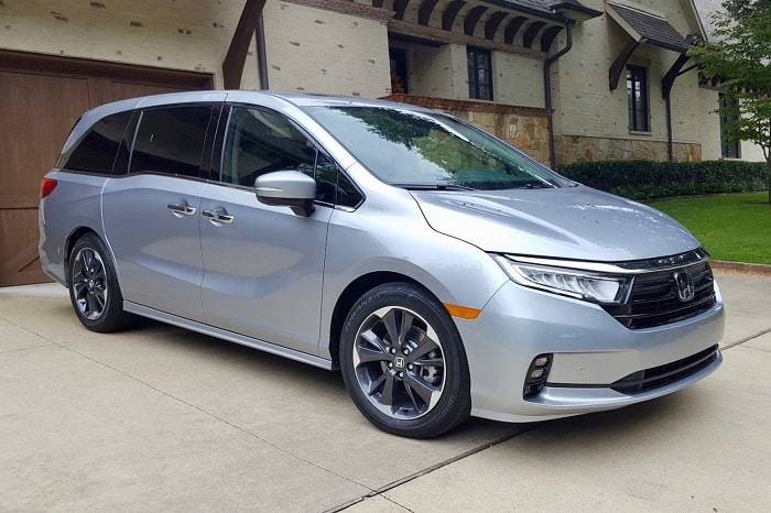 2021 Honda Odyssey Elite Review and Test Drive