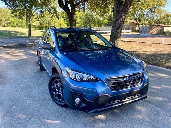2021 Subaru Crosstrek Sport Review and Test Drive
