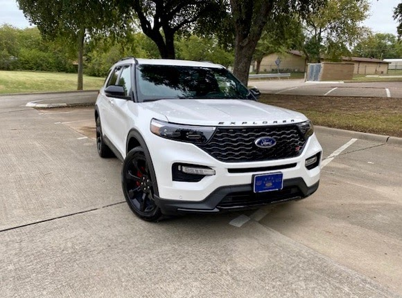2020 Ford Explorer ST Review