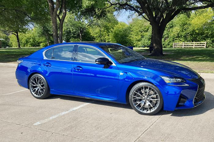 2020 Lexus GS F Review