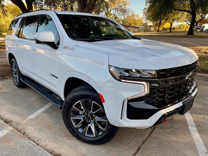 All-New 2021 Chevrolet Tahoe Z71 Review