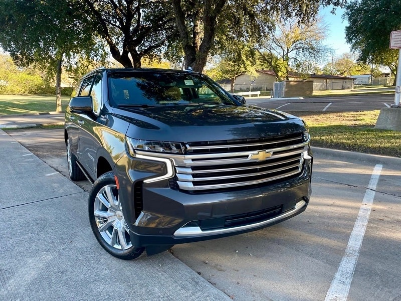 2021 Chevrolet Suburban High Country Review