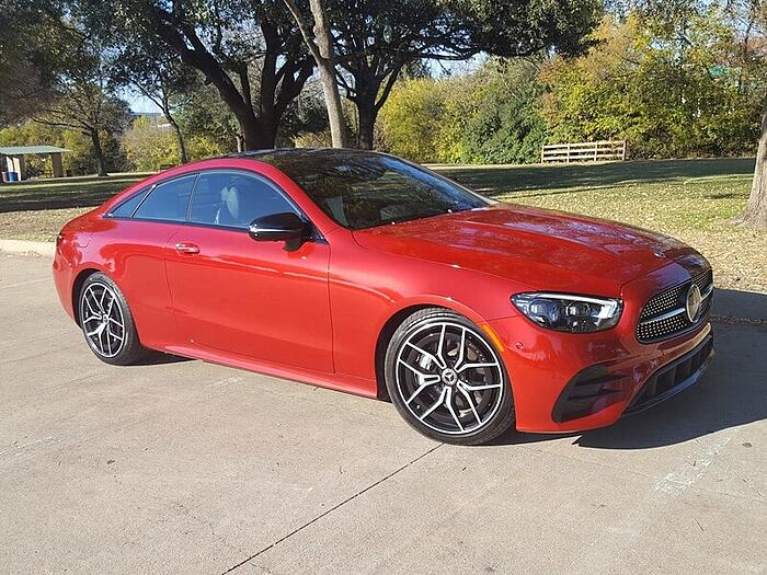 2021 Mercedes-Benz E450 4MATIC Coupe Review and Test Drive