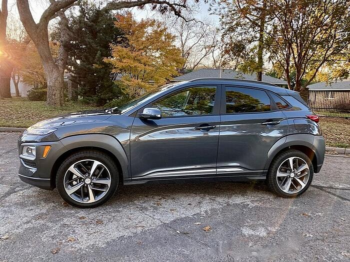 2021 Hyundai Kona Limited AWD Review