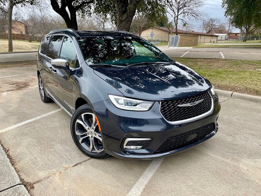 2021 Chrysler Pacifica Pinnacle Review