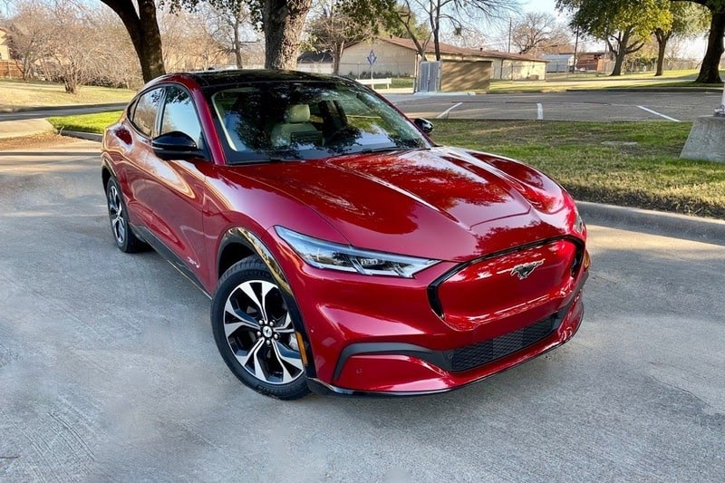 2021 Ford Mustang Mach-E Premium Review