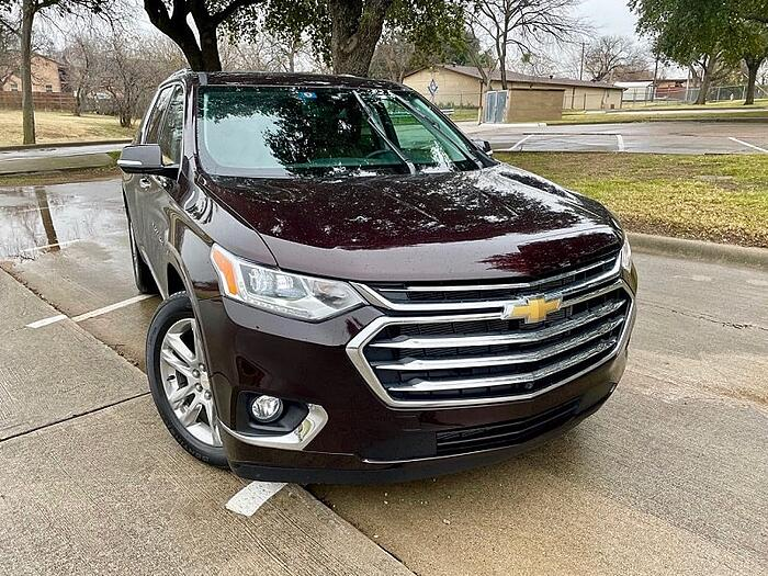 2021 Chevrolet Traverse High Country Review