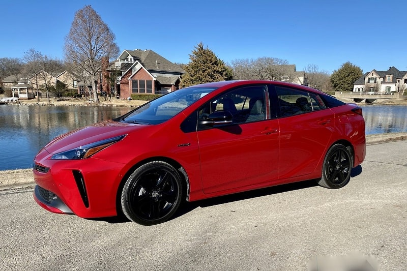 2021 Toyota Prius 2020 Edition Review