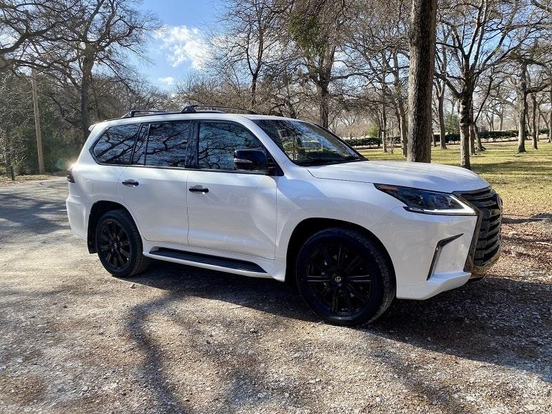 2021 Lexus LX 570 Inspiration Series Review