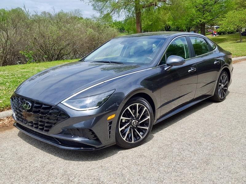 2021 Hyundai Sonata Limited Review and Test Drive