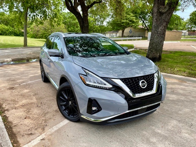 2021 Nissan Murano Platinum Review