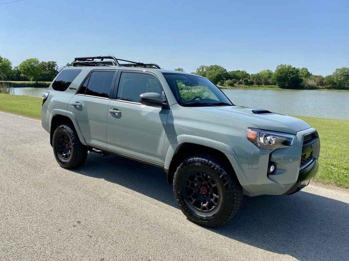 2021 Toyota 4Runner TRD PRO Review
