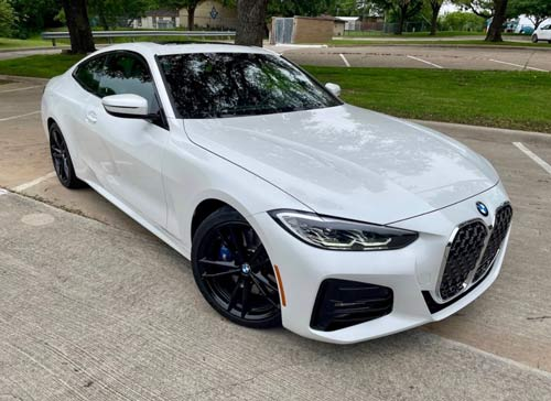 2021 BMW 430i Coupe Review