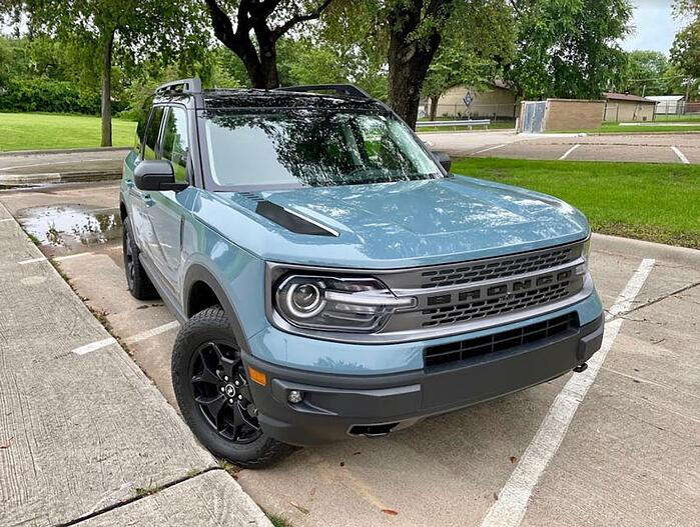 2021 Ford Bronco Sport Badlands Edition Review