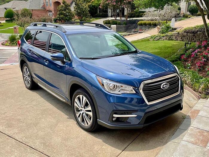 2021 Subaru Ascent Limited Review