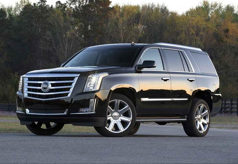 2015 Cadillac Escalade Review and Test Drive