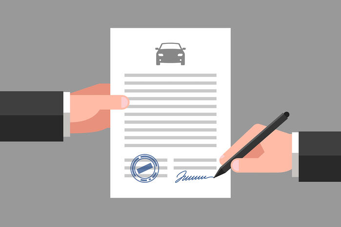 Car Pro Advice: Don't Trade In Your Car Without Title In Hand