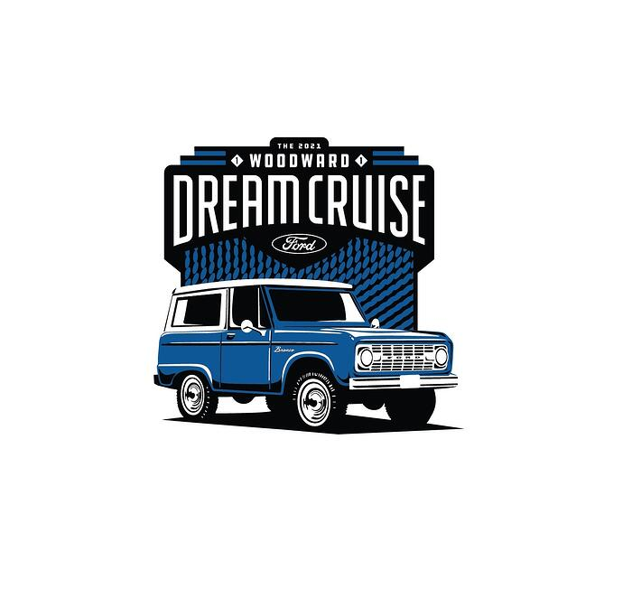 Ford Sponsors 26th Annual Woodward Dream Cruise