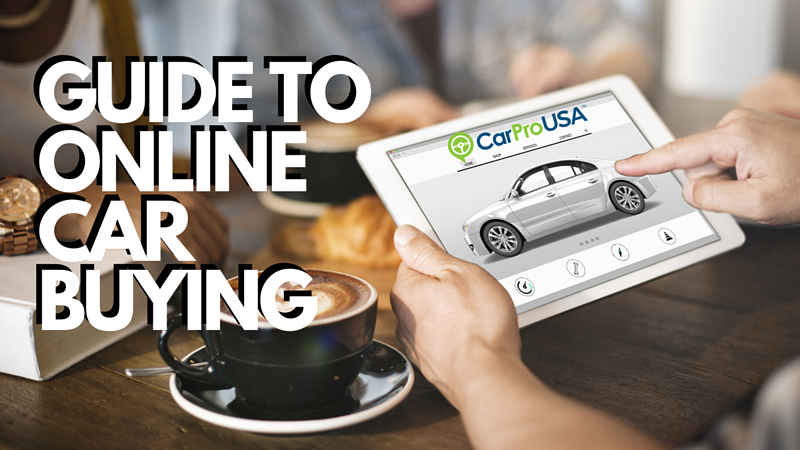 The Car Pro Guide To Buying Your Car Online